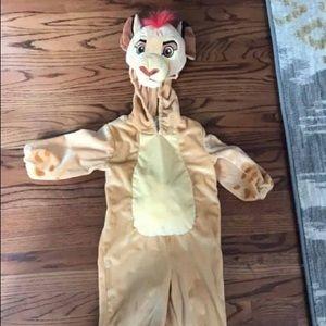 Lion Guard Kion costume